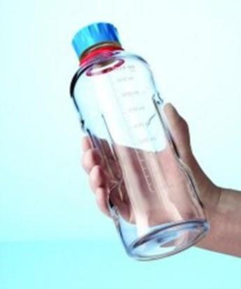 Slika za duranr youtility bottle, clear, graduate