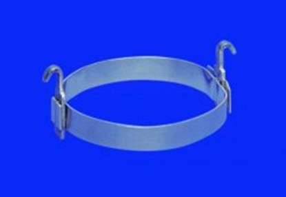 Slika za alu-rings with hooks,  ns 29-24
