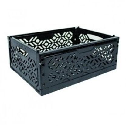 Slika za foldable box midi, 14.5 l, black