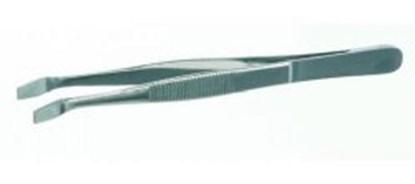 Slika za pinceta za pokr. stakla, zakrivljena 105