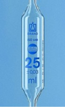 Slika za volumetric pipet 5 ml, with 2 marks