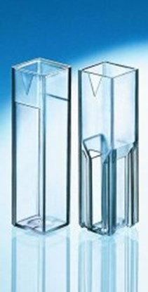 Slika za kiveta semi mikro, ps, 1,5-3,0ml