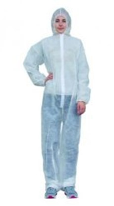 Slika za llg-protective suit pp, size xxl