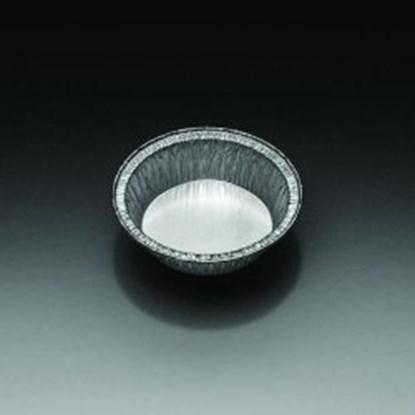 Slika za aluminum dishes,cap. 110 ml,top diam. 99