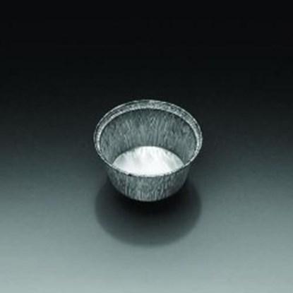 Slika za aluminum dishes,cap. 110 ml,top diam. 56