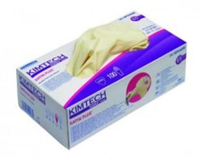 Slika za safeskin satin plus gloves, latex
