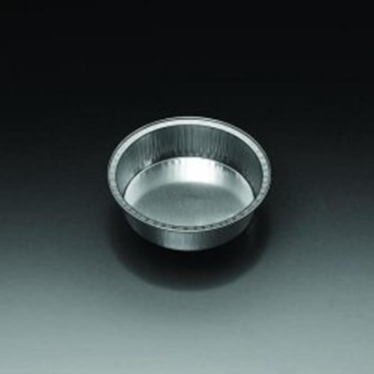 Slika za aluminum dishes,with flat base,cap. 125
