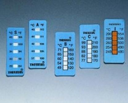 Slika za temperature recording strips, 35 x 15 mm