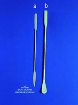 Slika za spatula dupla, teflon. kraj, 225mm