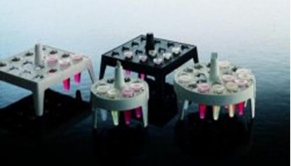 Slika za floating rack for cryovials,round