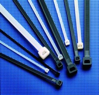 Slika za quick-lock binders 140x3.5 mm, white