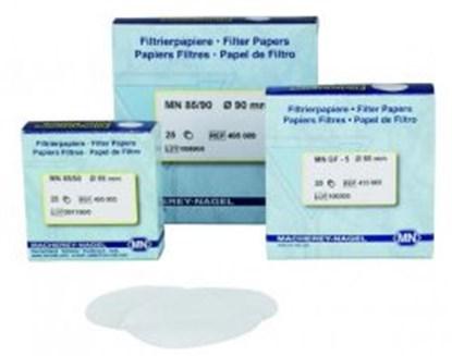 Slika za filter paper circles mn 85/70, 110 mm