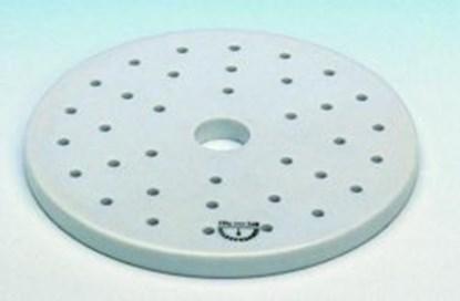 Slika za desiccator plates,porcelain,diam. 90 mm