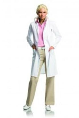 Slika za laboratory coat size l