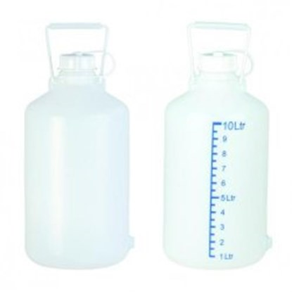Slika za aspirator bottle pe, 25 l, natural