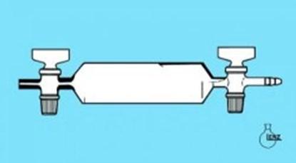 Slika za gas collecting tubes without nozzle, cap