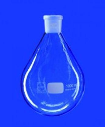 Slika za evaporating flask 100 ml, pear shaped