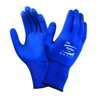 Slika za gloves hyflexr size 7, blue