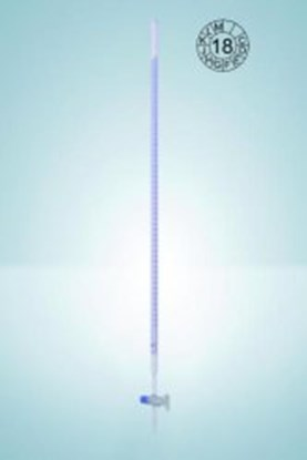 Slika za burettes 50:0,1ml blue graduation