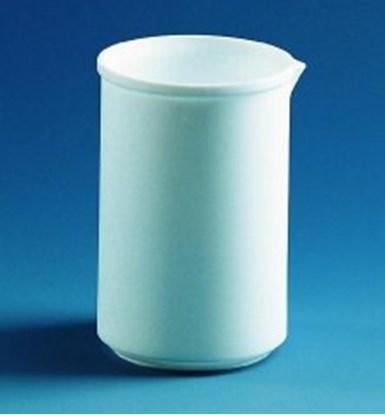 Slika za beakers,ptfe,low form,cap. 400 ml