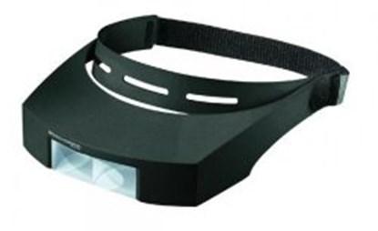 Slika za lupa sa drzacem za glavu 2,5x, labo-comf