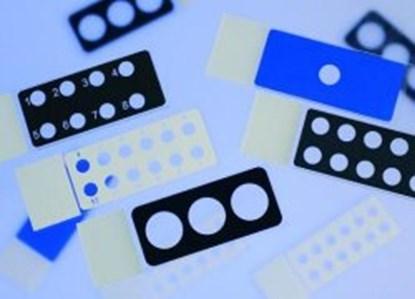 Slika za diagnostic slides 25x75x1, teflon