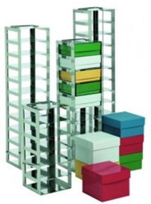 Slika za rack for 4 boxes 100mm