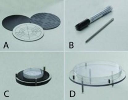 Slika za adapter for petri plates