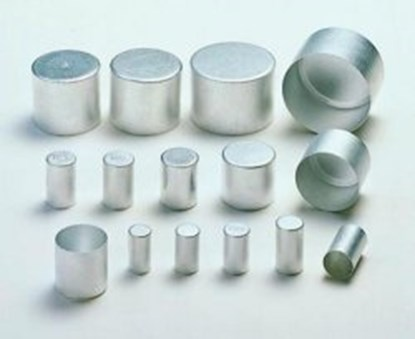 Slika za alu caps,aluminium,15 x 30 mm high,pack
