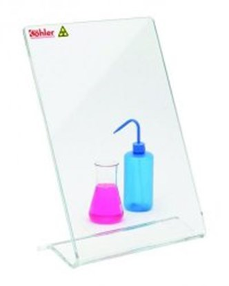 Slika za beta benchtop protection shield,plexigla