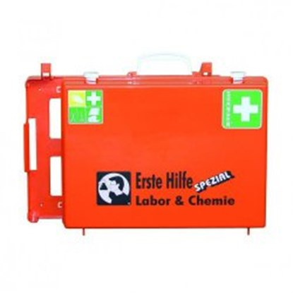 Slika za first aid kit for labs & chemistry