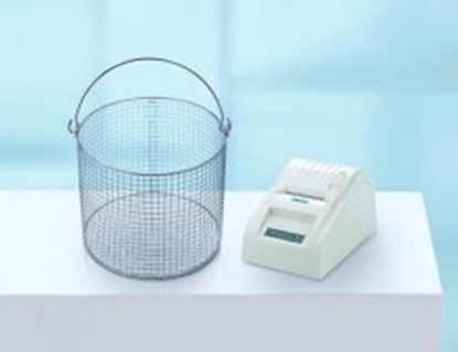 Slika za wire basket dm 25, 25cm, with handle