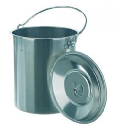 Slika za container 10 l with lid and handle