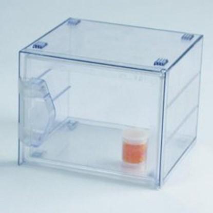 Slika za desiccator cabinet,transparent polystyre
