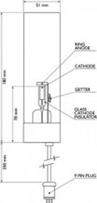 Slika za Hollow Cathode Lamps 51 mm 2'' Multi Element Lamps