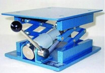 Slika za laboratory jacks with hydraulic drive
