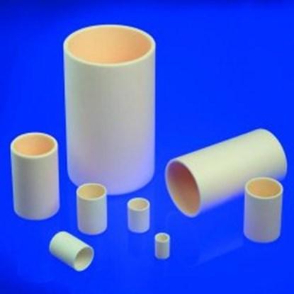 Slika za alsint crucibles,cylindrical form,cap. 6